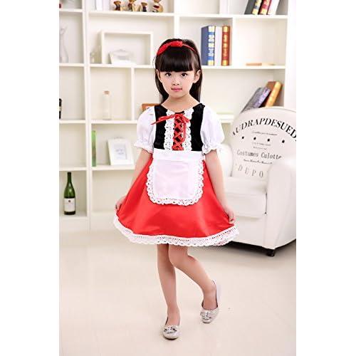 Disfraces Para Halloween De Caperucita Roja.Disfraz De Caperucita Roja Para Halloween Para Ninas Con