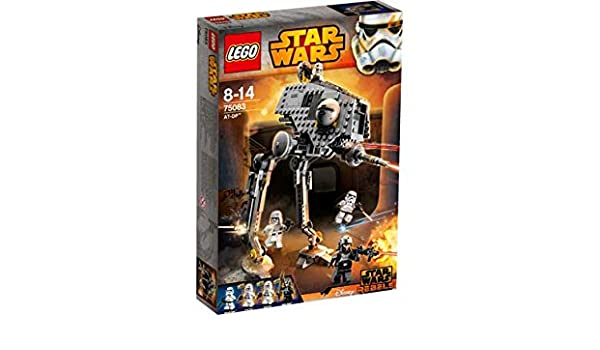 LEGO Star Wars AT-DP - 75083.: Amazon.es: Juguetes y juegos
