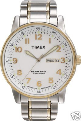 Timex Perpetual Calendar Classic Collection Men's Watch