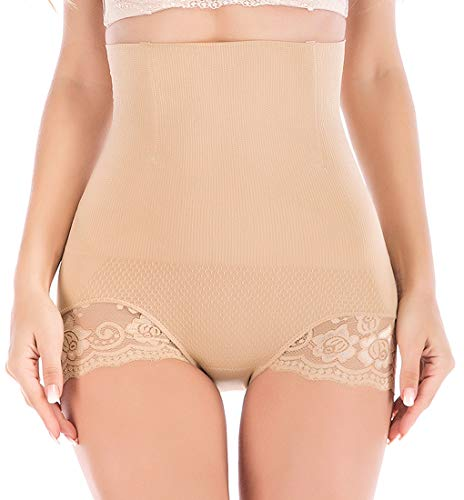 DODOING 3-5 Days Delivery Invisible Butt Lifter Hi-Waist Shapewear Tummy Control Panties