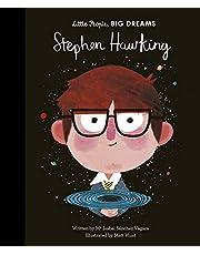 Stephen Hawking (Little People, Big Dreams): 21