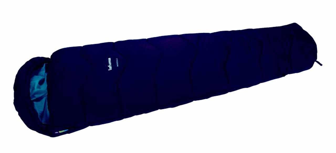 Lafuma saco de dormir (noche de patrulla de 25º, izquierda Zip): Amazon.es: Deportes y aire libre