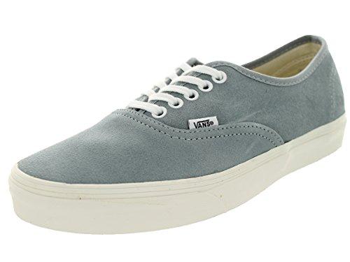 Bestelwagens Authentiek Klassiek Sneaker Skate Canvas Skaterschuhe W4ndo6 Grijs Suede Grau - Weiß