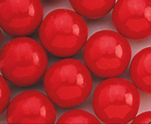 Red Balls of Fire Cinnamon Gumballs 1LB ()
