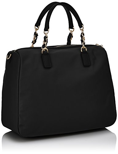 Totes x W Chain x Bowling Bolso H cm Mujer Brunock L Tous Negro 13x20x28 Negro para ISfqP