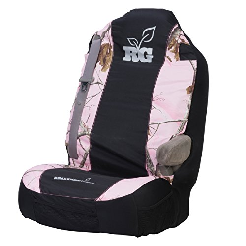 pink camo truck seat covers - 8
