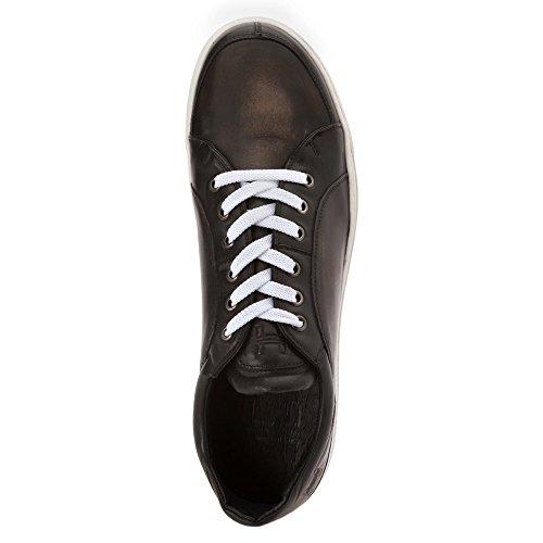 Hardy Mens Christian Mode Sneakers Svart