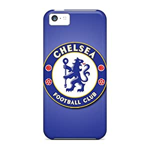 Premium Protection Chelsea Fc Case Cover For Iphone 5c- Retail Packaging