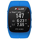 Polar M400 GPS Sports Watch with Heart Rate Monitor (Blue)