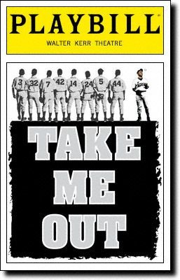 Image result for take me out play logo