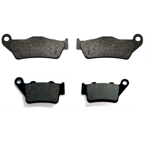 2003 KTM 525 EXC Front & Rear Brake Pads ()