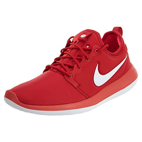 Scarpe Roshe Track Red Corsa White NIKE University da Two Uomo Red RTSH4cHn