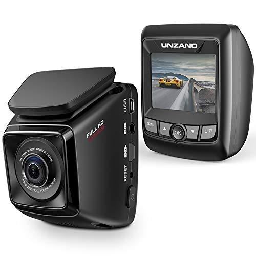 Dash Cam WiFi Car Dash Camera HD 1080P Hidden Car Driving Recorder with SD 170° Wide Angle, Car DVR, WDR, Motion Detection, Loop Recording,G-Sensor