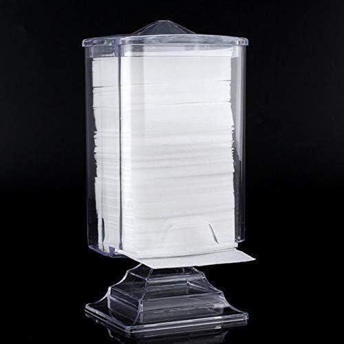 XWYSSH主催 深いクリーニングと綿のタオルを除去するための化粧品収納ボックスコットンボックス綿棒 XWYSSH