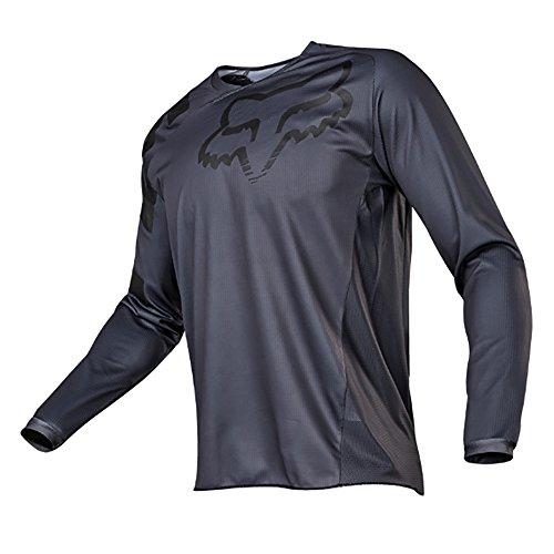 Fox Racing 180 Sabbath Men's Off-Road Motorcycle Jerseys - Black / Medium