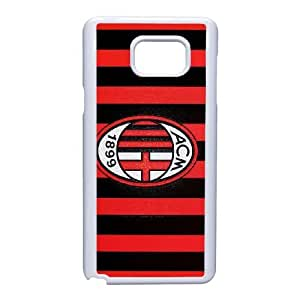 Samsung Galaxy Note 5 Phone case White AC Milan ZAC1245374