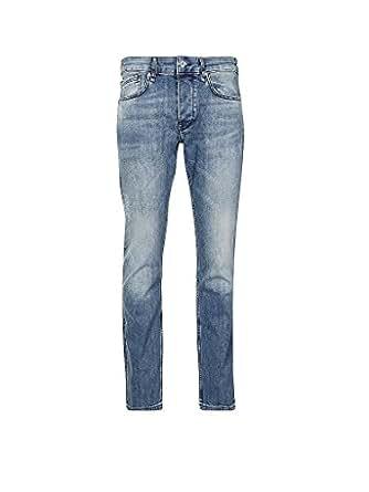 Pepe Jeans ZINC BLUE - PANTALON VAQUERO - HOMBRE (W30/L32 ...