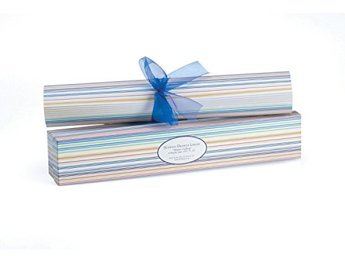 Scentennials STRIPES ARE CALLING (6 SHEETS) Scented Fragrant Shelf & Drawer Liners 16.5'' x 22'' - Great for Dresser, Kitchen, Bathroom, Vanity & Linen Closet by Scentennials Scented Drawer Liners