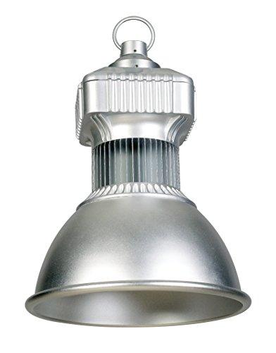 Zollan HB9601 9601 Highbay White,96 watts, 80 pcs led, 5418 Lumen, 5000K, Silver
