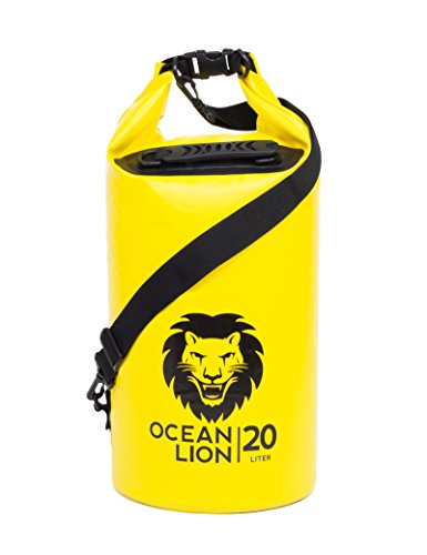 How Big Is A 20 Liter Dry Bag - 1