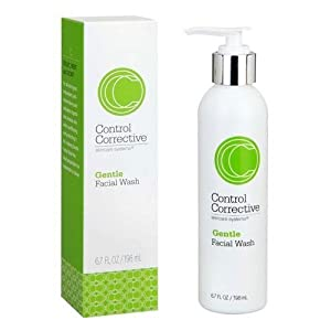 Control Corrective Gentle Facial Wash, 6.7 Ounce