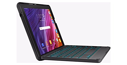 ZAGG Folio Case with Backlit Keyboard for Asus 8