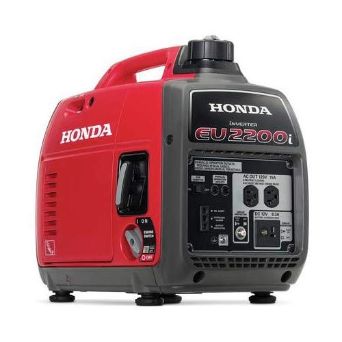 Honda eu2200i one of the best portable generators in the market