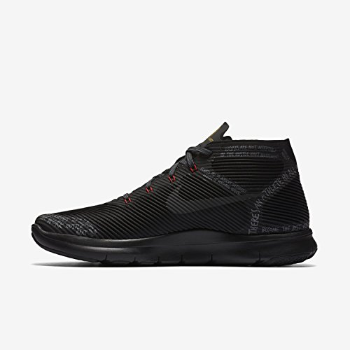 Nike Trainer Gratis Istinto Fretta Kevin Hart Nero / Rosso Allevato 848.416-001 Tg 11.5