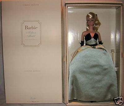 Mattel Silkstone Fashion Model Lisette Barbie Doll Limited Edition