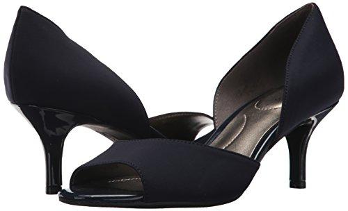 Navy Femmes Bandolino Talons Fabric À Chaussures Nubilla qz8wxX1g