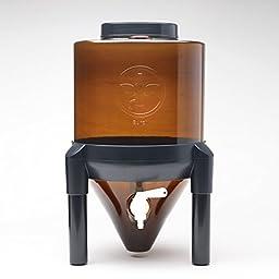 BrewDemon Conical Fermenter (Amber)