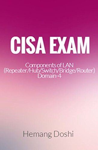 Hub Components (CISA Exam-Testing Concept-Components of LAN (Repeater/Hub/Switch/Bridge/Router) Domain-4)