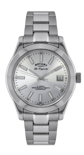 Rotary GB08150-06 Mens Les Originales Silver Watch