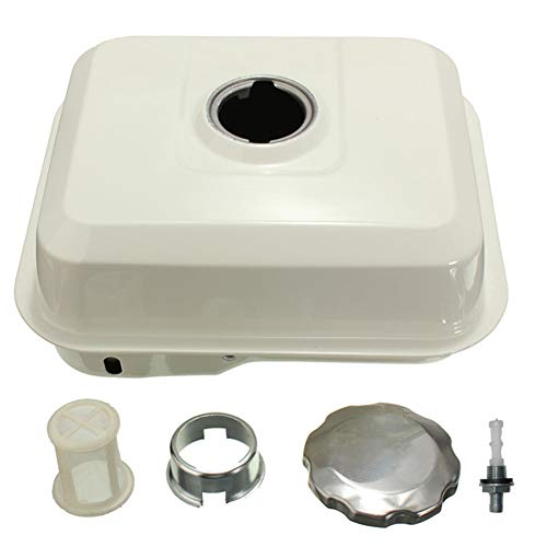 Tank Gas Honda Gx160 - TOPEMAI 17510-ZE1-030ZA Fuel Tank for Honda GX200 GX160 GX140 Engine Replaces 17510-ZE1-020ZA