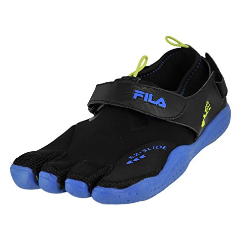 (Fila Men's Kele-Toes EZ Slide Drainage Casual Sneakers, Blue Synthetic, 11 M)