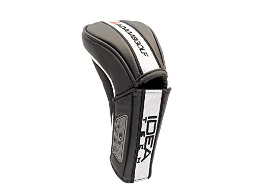 Adams 2010 Idea Tech V3 Hybrid Headcover Black/Gray ()