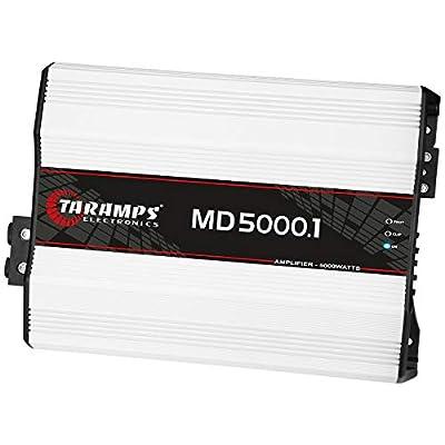 Taramp's MD 5000.1 2 Ohms 5000 Watts Class D Full Range Mono Amplifier: Electronics