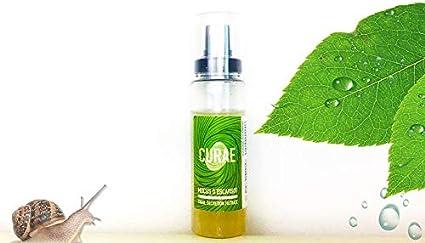 Cosmeto-nature Curae Baba de caracol pura, secreción natural (60 ml)