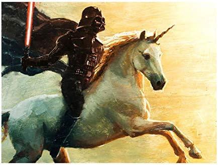 Sale price Bucket Titan Vader Max 40% OFF - Unicorn Parody x Inches 9 Galle 12