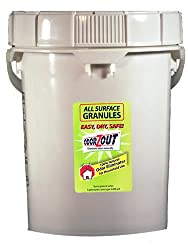 Odorzout All Surface Granules, 5 Gal Tub