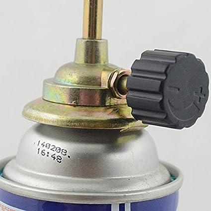leenBonnie - Soplete portátil de Gas butano para soldar, para ...