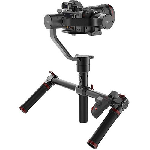 Moza Air 3-Axis handheld Gimbal for Mirrorless and DSLR Cameras. Sony A7sii, A7rii, Canon 5D MK4 and more (Certified Refurbished)