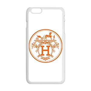 Happy Hermes design fashion cell phone case for iPhone 6 plus