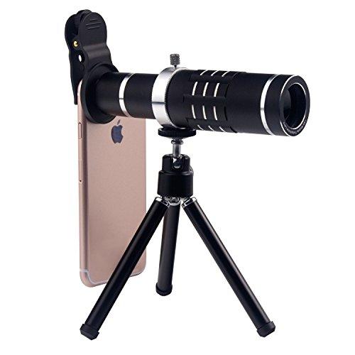 Finny Phone Lens 18X Telephoto