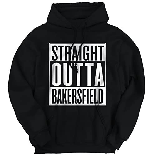 Classic Teaze Straight Outta Bakersfield, CA City Movie T Shirts Gift Ideas Hoodie Sweatshirt supplier