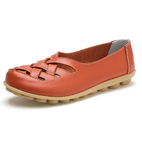 New 20 Colors Size 34-44 Genuine Leather Women