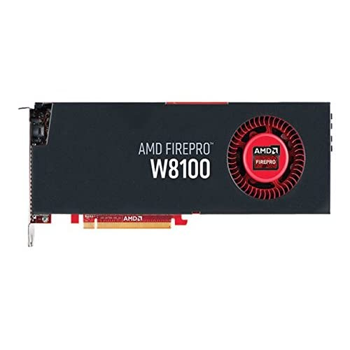 Image of AMD FirePro W8100 Graphics Card Graphic Cards 100-505976 Graphics Cards