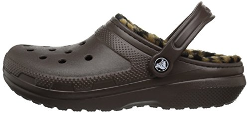Pictures of Crocs Women's Classic Lined Animal Clog Mule B(M) US 5