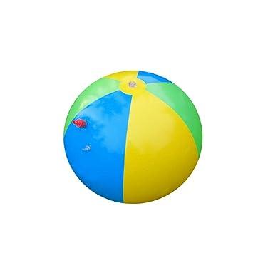 Leezo - Bola hinchable de agua para niños y piscinas de ...