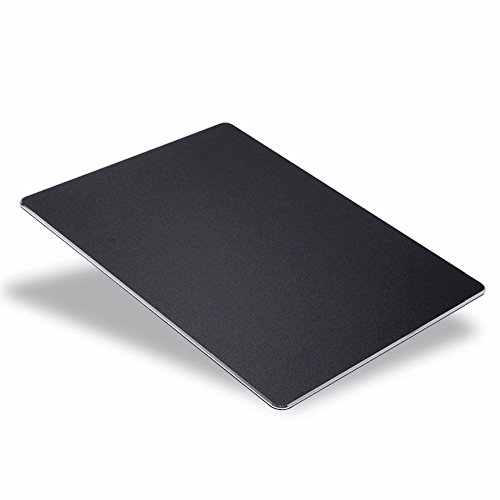 LOFAM Mouse Pad, Non-slip Rubber Base & Micro Sand Blasting Surface, Mouse Pad for PC Desktop Laptop Fast and Accurate Control - (Security Fast Pass Laptop)